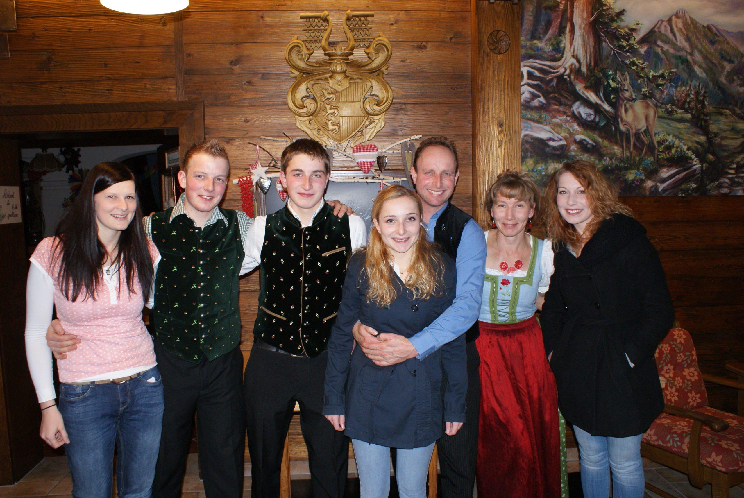 Familie Presslauer