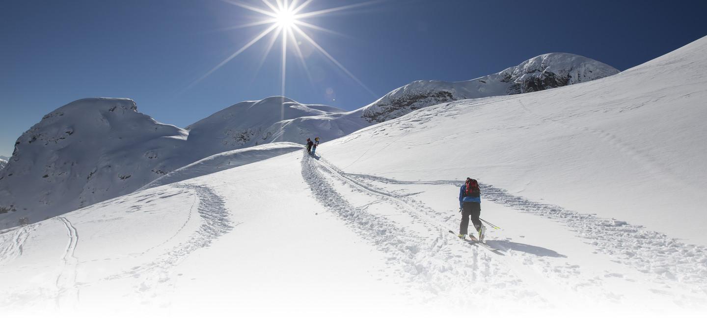 Skitouren in Nassfeld